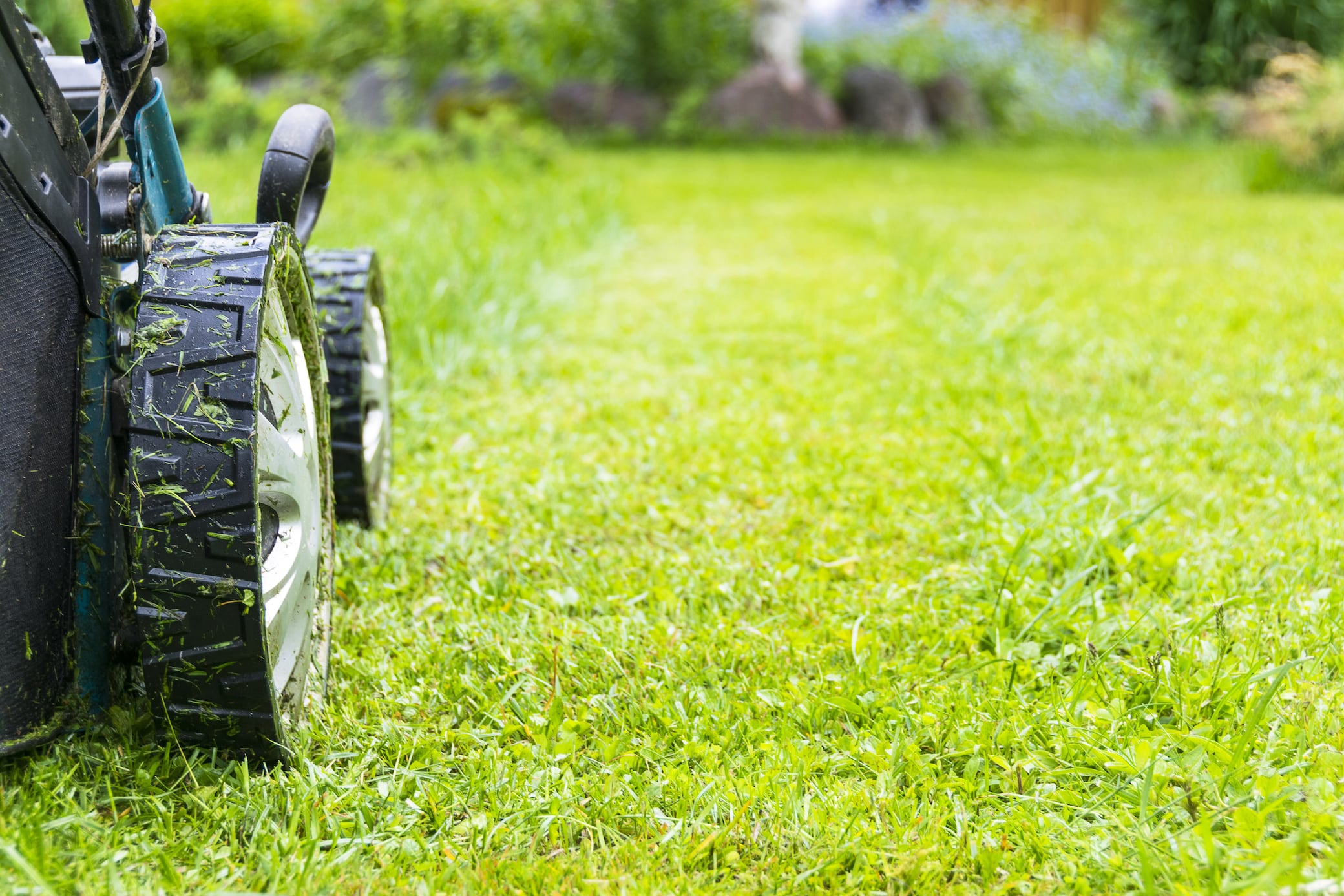 Was taugt ein Rasenmäher mit Vertikutierer?