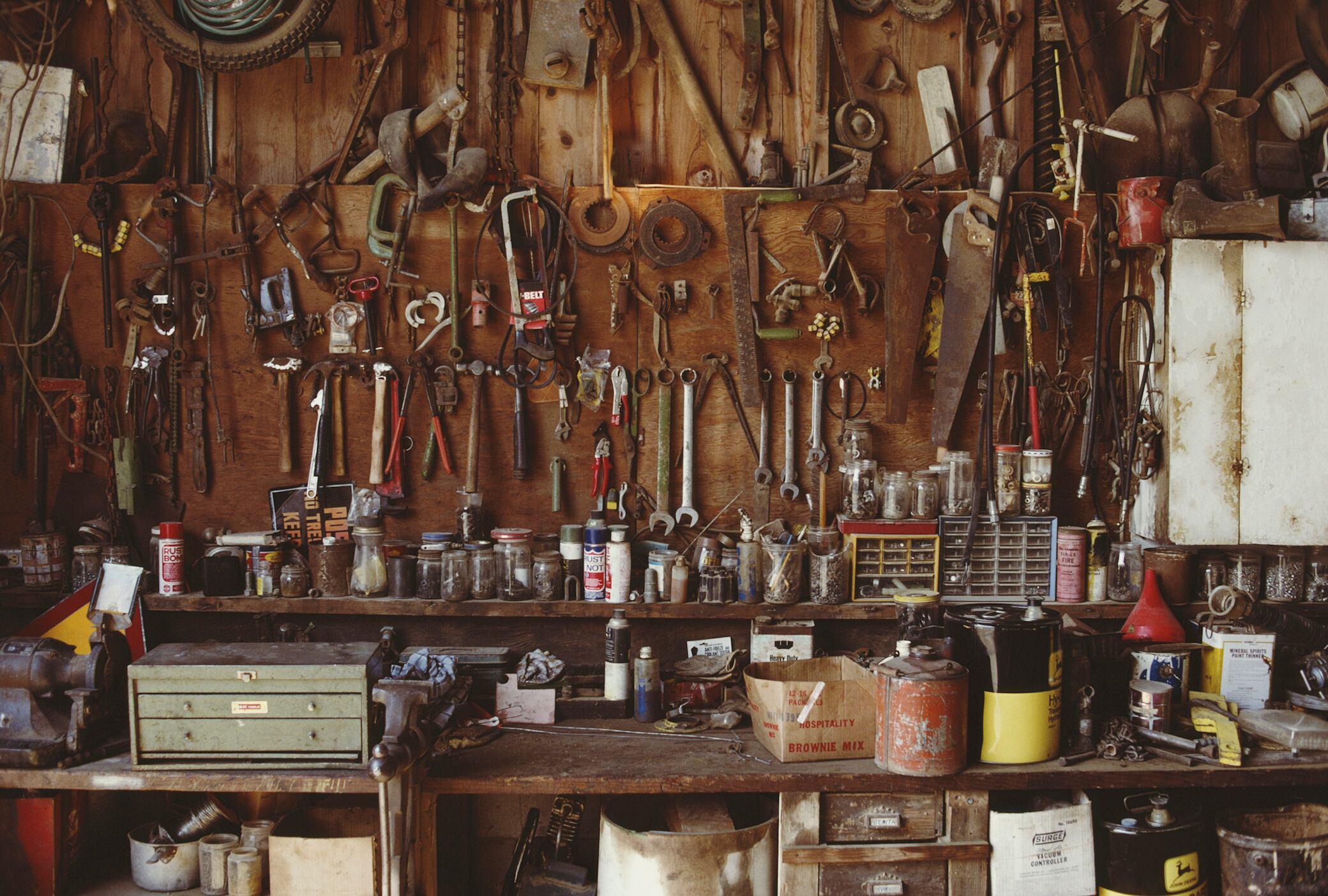 Welche 11 Werkzeuge verbergen sich hinter diesen Namen?