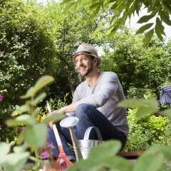 Mit den richtigen Geräten macht Gärtnern gute Laune