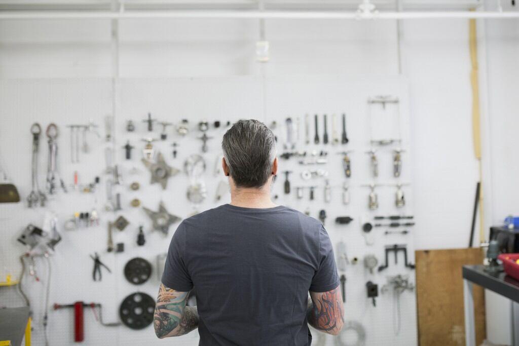 Erkennen Sie diese 12 Werkzeuge?