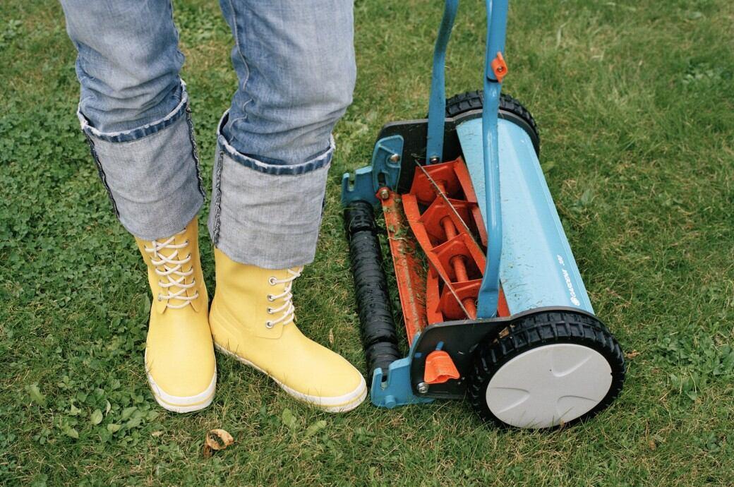 Berühmt Rasenmäher für kleine Gärten: Diese Geräte eignen sich - myHOMEBOOK @SU_88