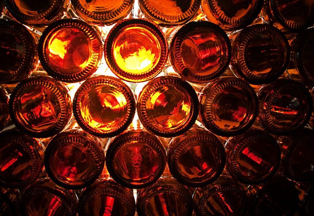 Glasflaschen sind nur dann besser, wenn sie Mehrweg sind