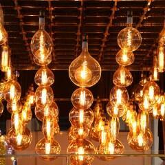 Energiesparend und schick: LED-Lampen