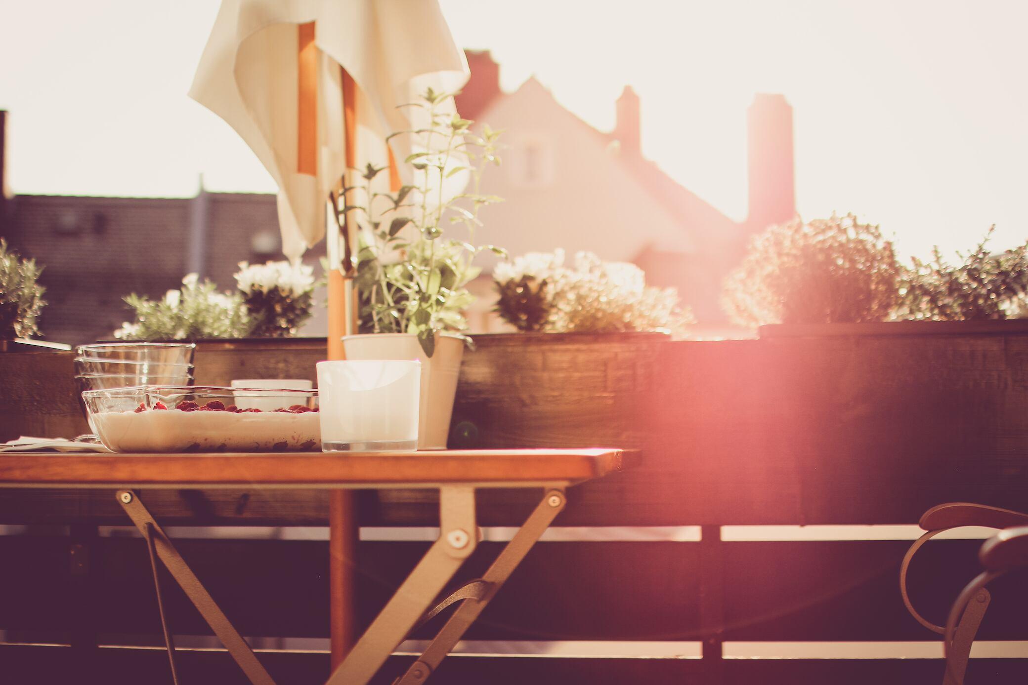 Der Optimale Sichtschutz Fur Den Balkon Myhomebook