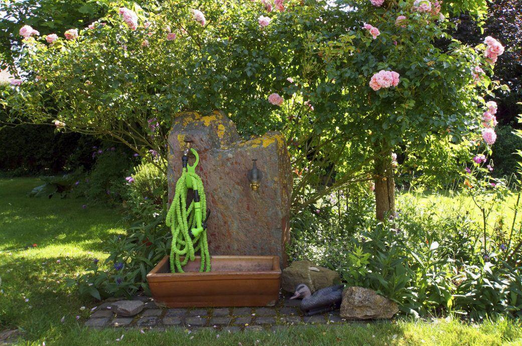Flexibler, dehnbarer Gartenschlauch