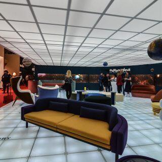Bei der Mailänder Möbelmesse wurden Saison-Trends für Möbel vorgestellt