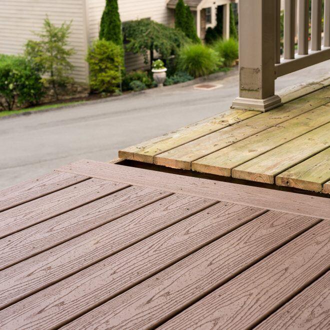 Sind WPC-Dielen eine umweltfreundliche Alternative zu Holzdielen für den Garten, Balkon oder die Terrasse?