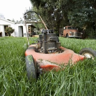 Rasenmäher springt nicht an