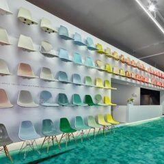 Eames Plastic Chair von Vitra