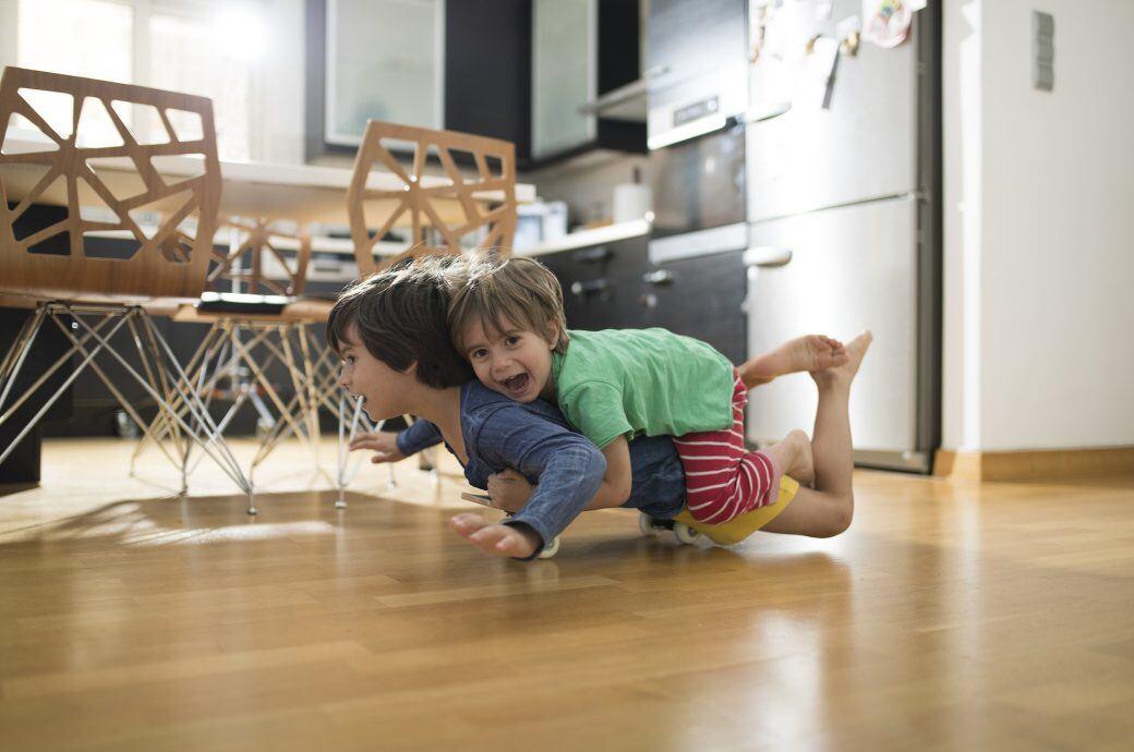 Bei Kinderlärm kann nur bedingt eine Mietminderung wegen Mietmangel durchgesetzt werden