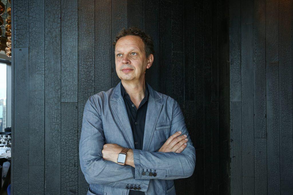 Designer Tom Dixon