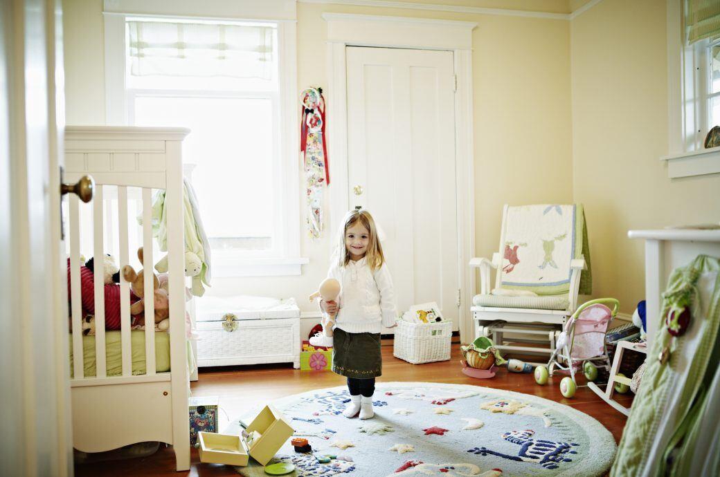 Die richtigen Farben fürs Kinderzimmer - myHOMEBOOK