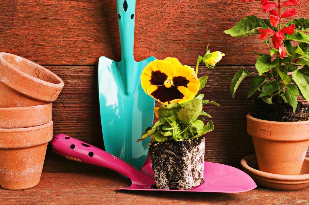 9 Tipps, wie Sie unnötigen Plastikmüll beim Gärtnern vermeiden