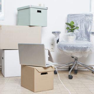 Neue Geräte und Möbel müssen vor dem ersten Gebrauch gelüftet werden