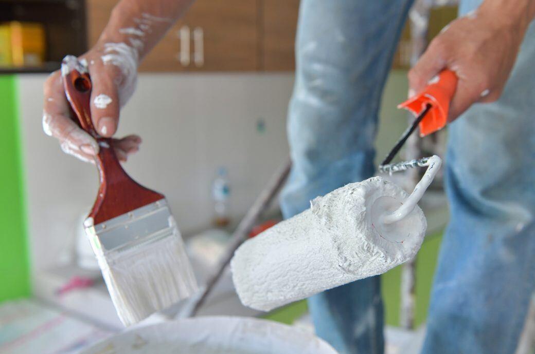 Mit diesen Tricks und Hacks wird das Malern einfacher