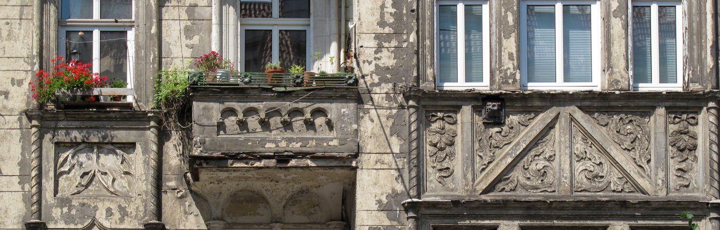 Nicht alle Mängel in einem alten Wohnhaus kann ein Mieter geltend machen