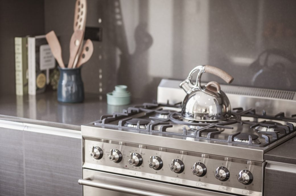 Wie man Rost in Edelstahlküche entfernen kann