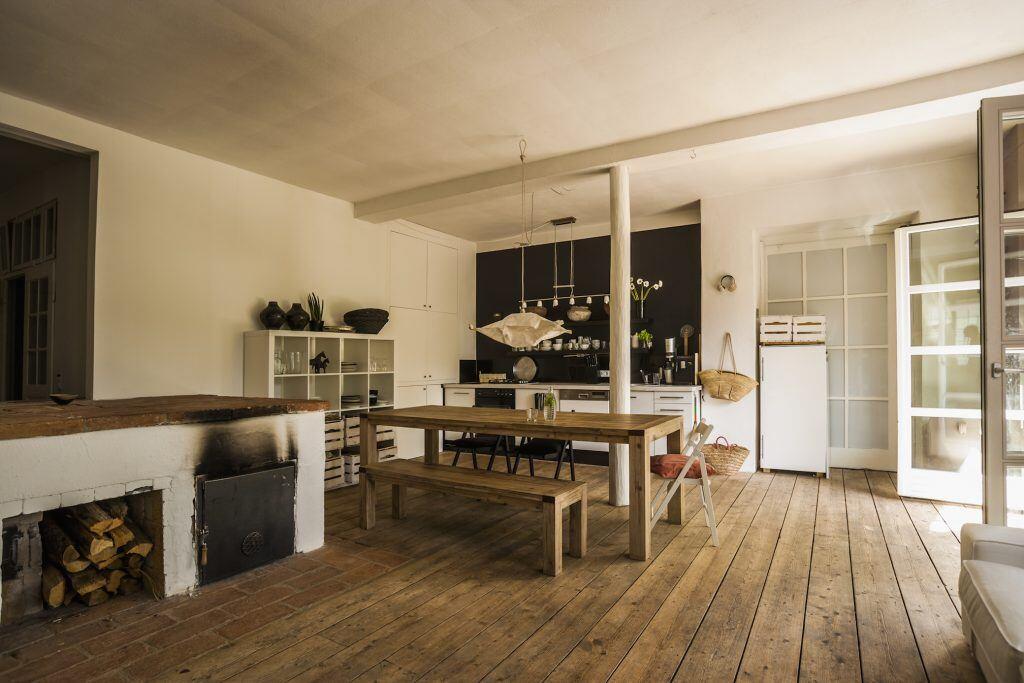 Aufgeräumte Wohnung