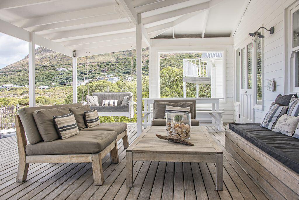 Schick sind auch Terrassen aus Holz