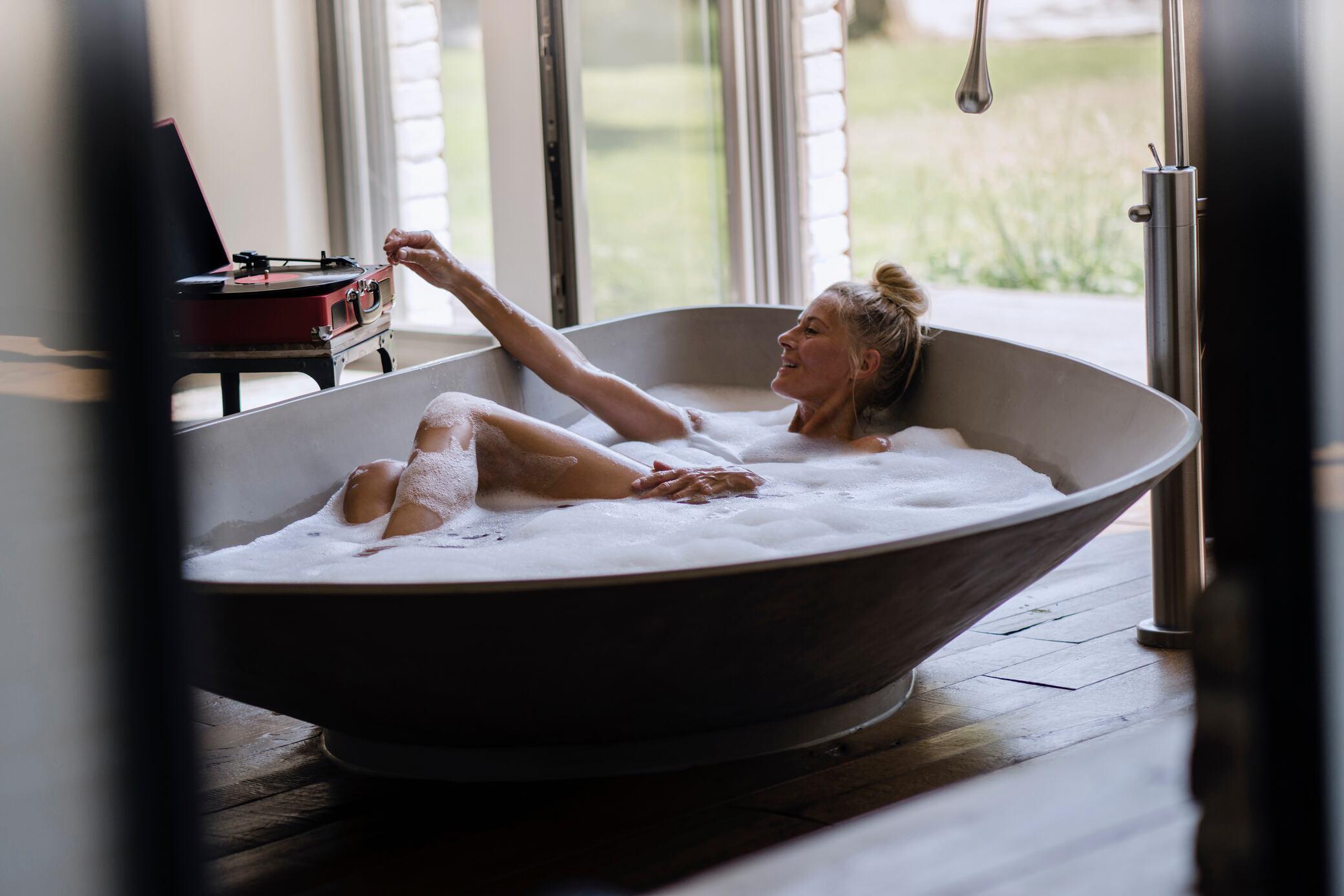 Freistehende Badewannen zum Träumen