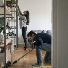 Wie sauber oder rein muss ein Haushalt sein?