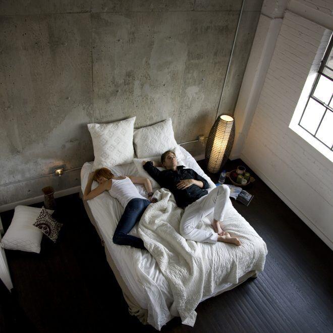 Schlaflos dank schlechter Inneneinrichtung?