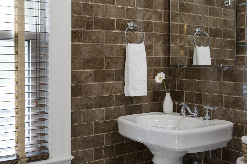 So lassen Sie ein kleines Bad größer wirken - myHOMEBOOK