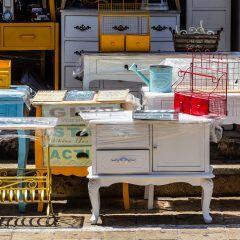 Worauf man bei Möbeln vom Flohmarkt achten sollte