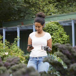 Smarte Lösungen, die das Gärtnern erleichtern