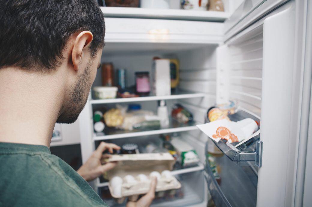 Wie Sie den Kühlschrank richtig einräumen