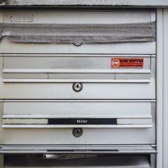 Was Mieter über Briefkästen und Postkästen wissen sollten
