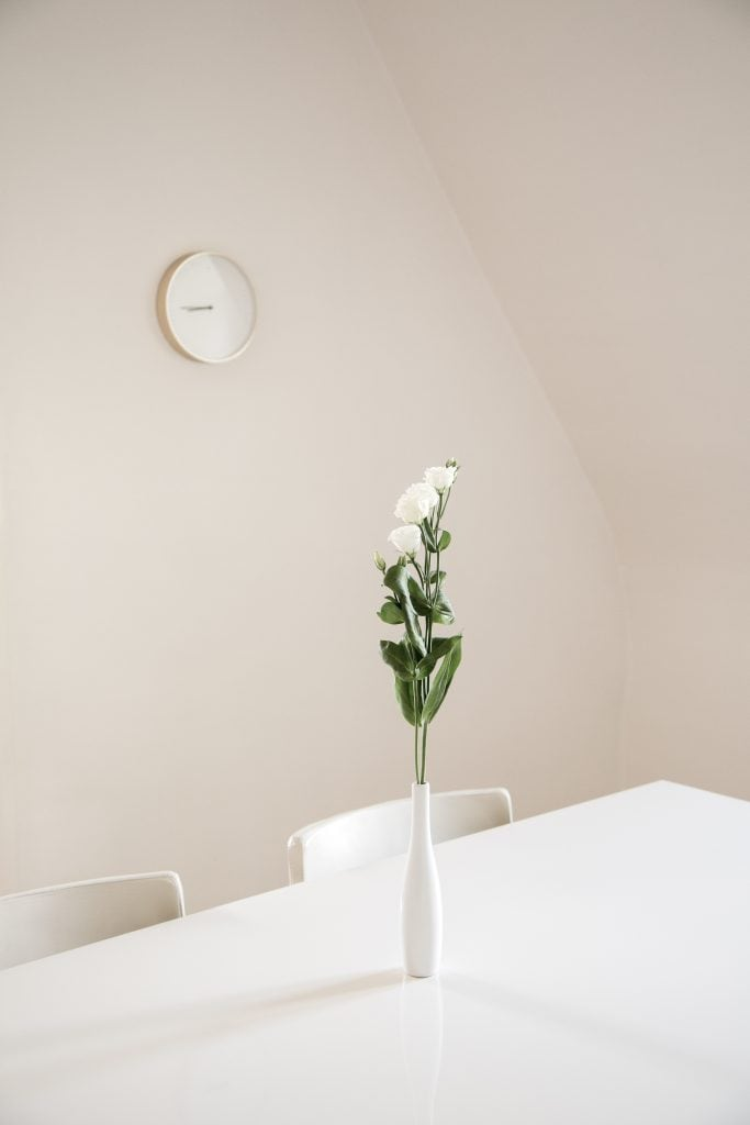 Setzen Sie beim Einrichten mit Weiß auf die vielen verschiedenen Nuancen