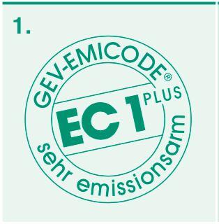 EMICODE Ökosiegel