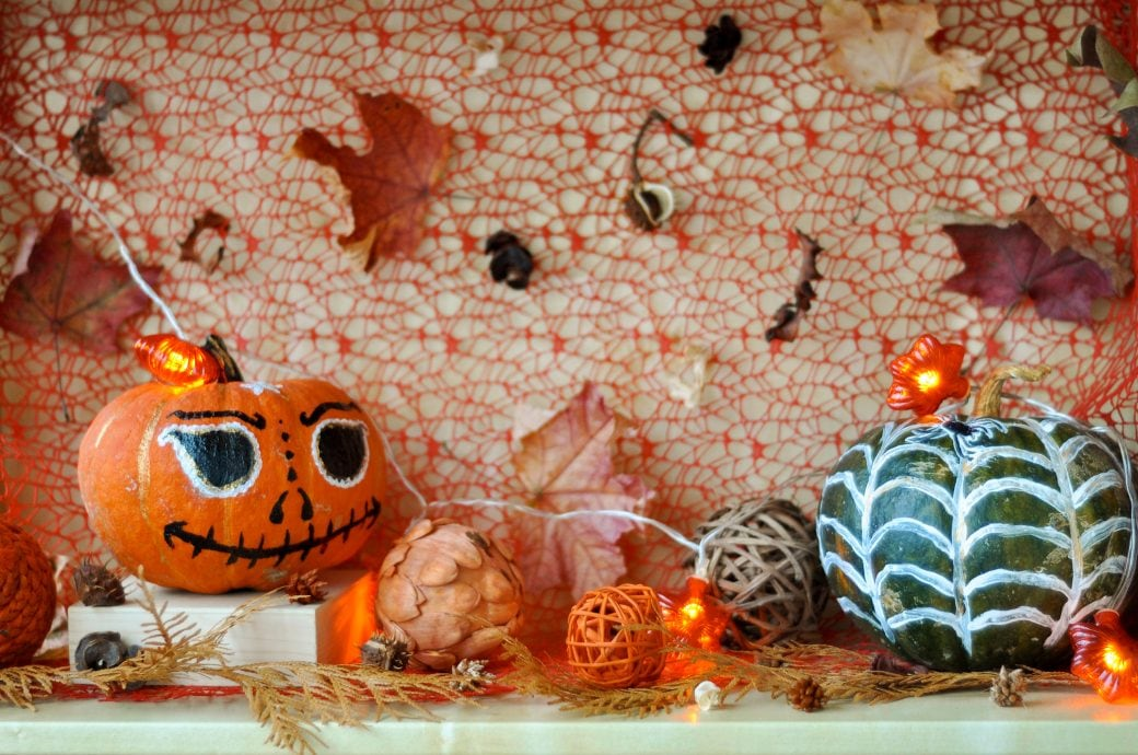 Halloween Deko Selber Machen 4 Diy Anleitungen