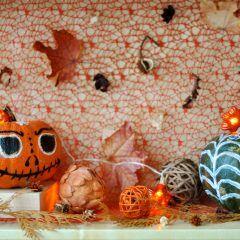 Last-Minute-Ideen für DIY-Deko zu Halloween