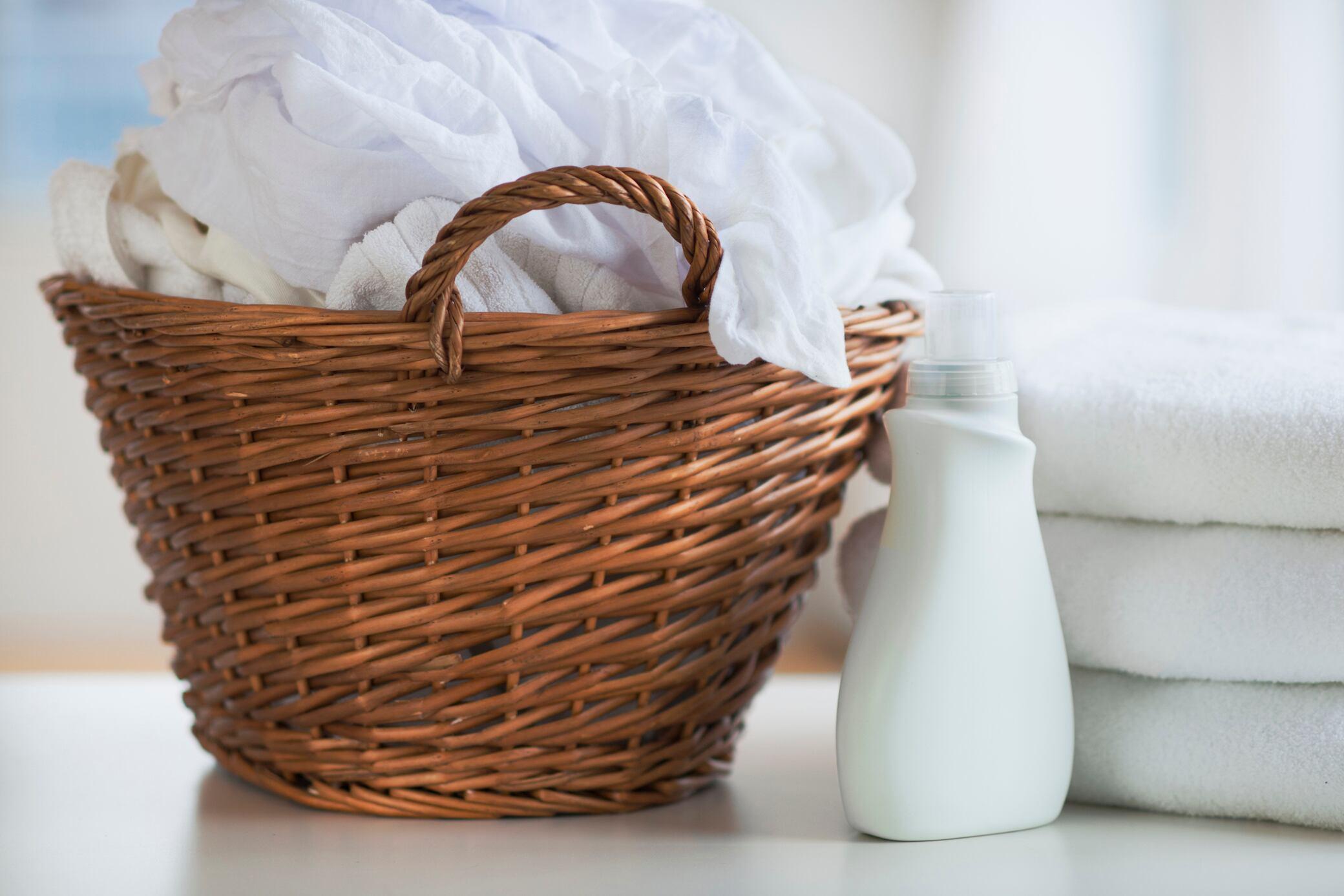 Sollte man Handtücher und Putztücher zusammen waschen?