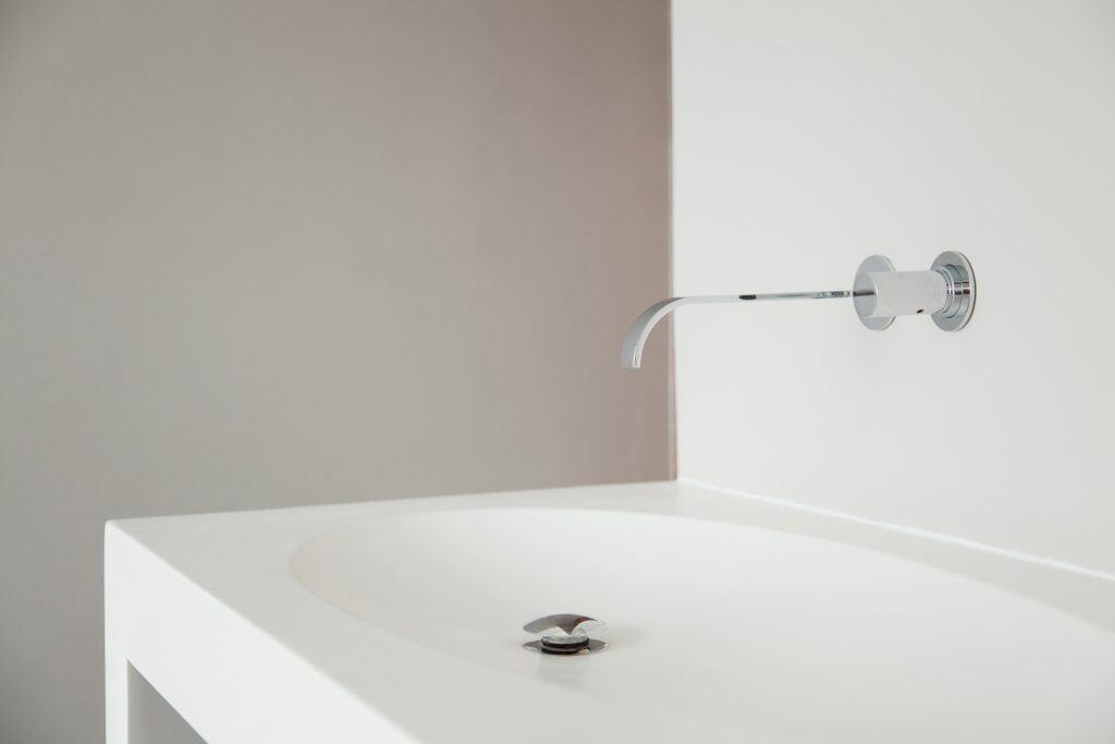 Waschbecken ohne Überlaufloch