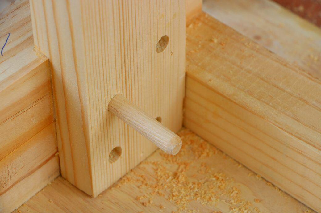 Verbindungen Mit Holzdübeln Arten Technik Und Tipps