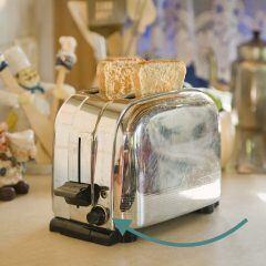 Was bedeuten die Zahlen auf dem Toaster wirklich?