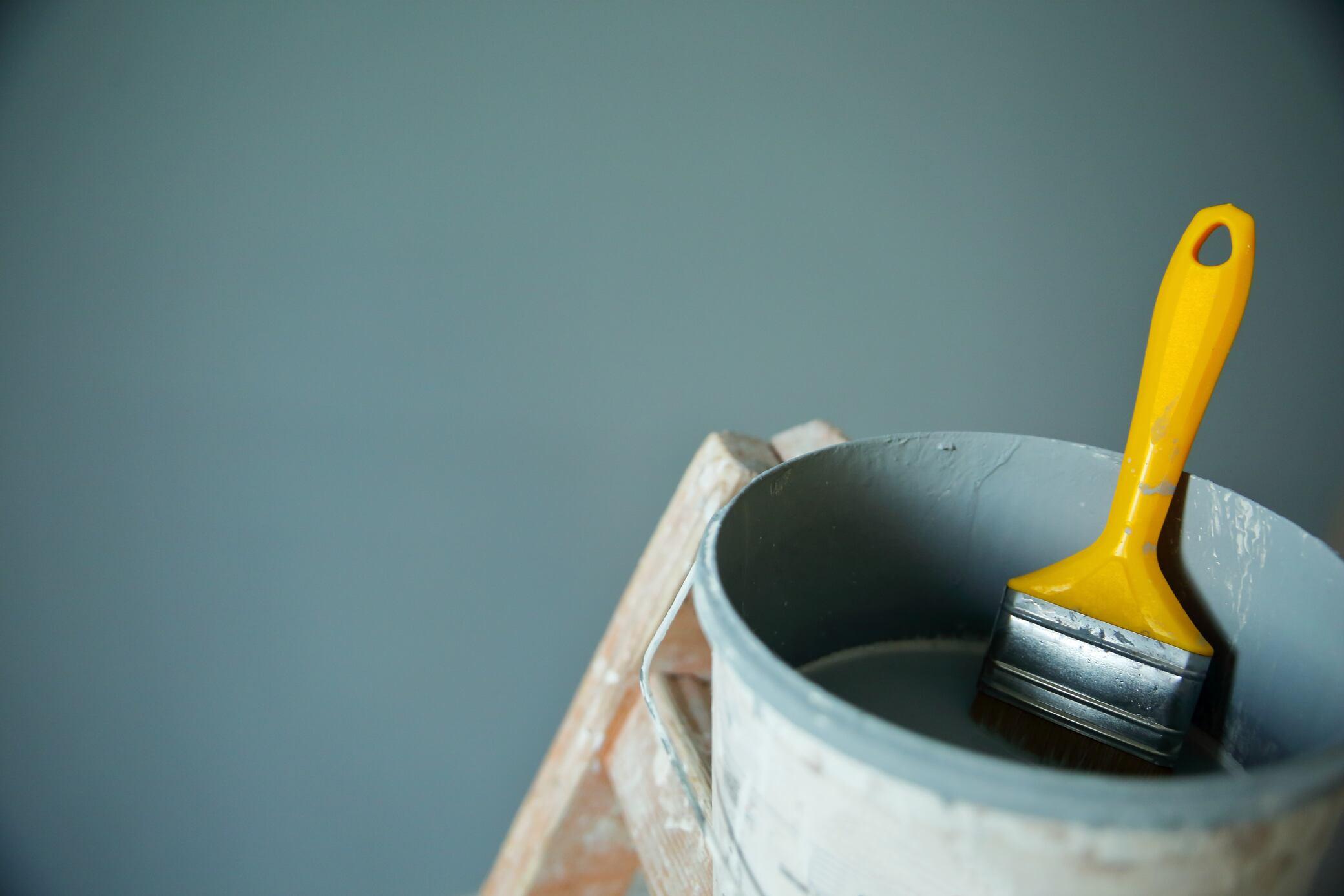 17 Ideen, wie Sie Restfarbe noch verwenden können