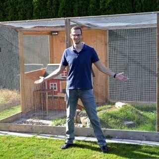 """Florian zeigt sein bestes DIY-Projekt für das myHOMEBOOK-Format """"Mein ganzer Stolz"""""""