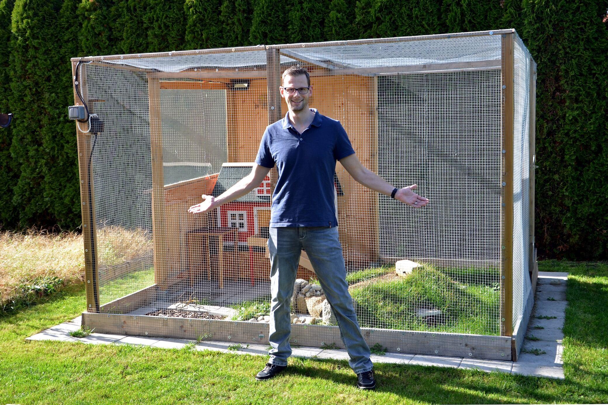 Leser Florian zeigt sein bestes DIY-Projekt