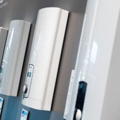Zuschüsse für neue Durchlauferhitzer sichern