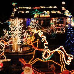 Wie viel Weihnachtsdeko ist an Haus und Balkon erlaubt?