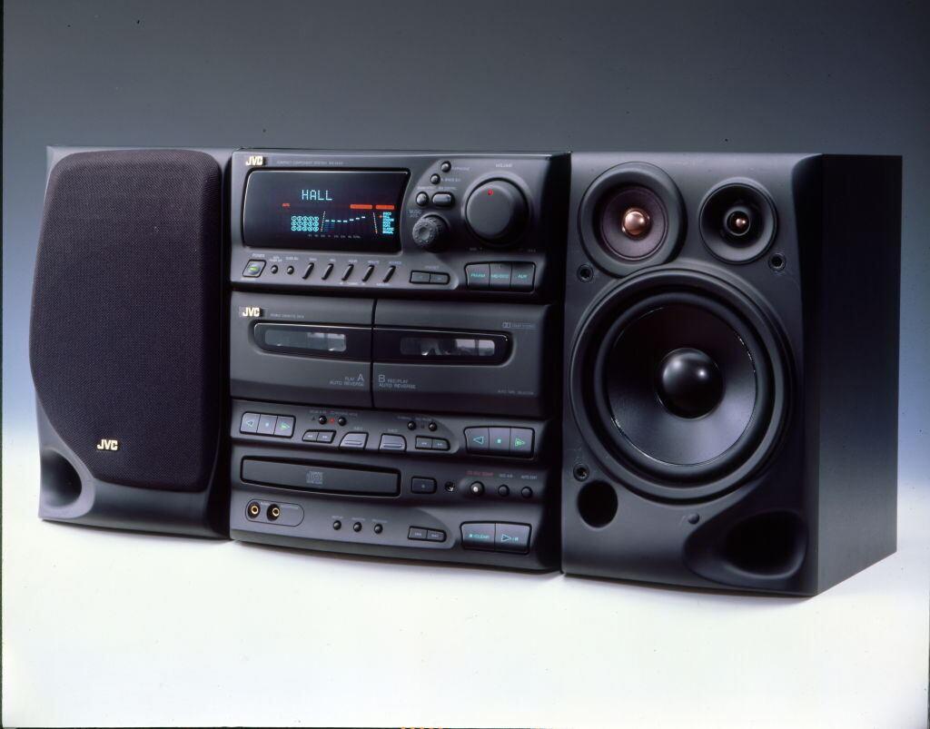 Deko-Sünde: Stereoanlage
