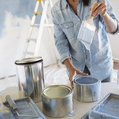 Wie Sie Pinsel richtig reinigen und pflegen
