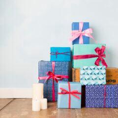 Umweltfreundliche Alternativen zu Geschenkpapier