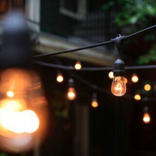 Worauf man beim Kauf von Outdoor-Lichterketten achten muss