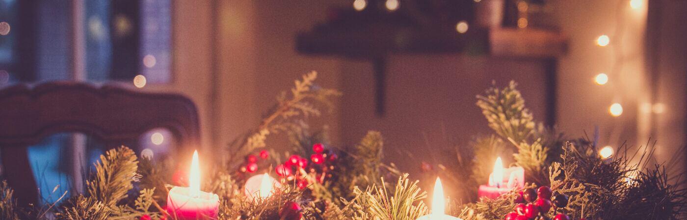 Tipps von der Feuerwehr für eine sichere Adventszeit