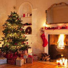 Weihnachtsdeko für zu Hause